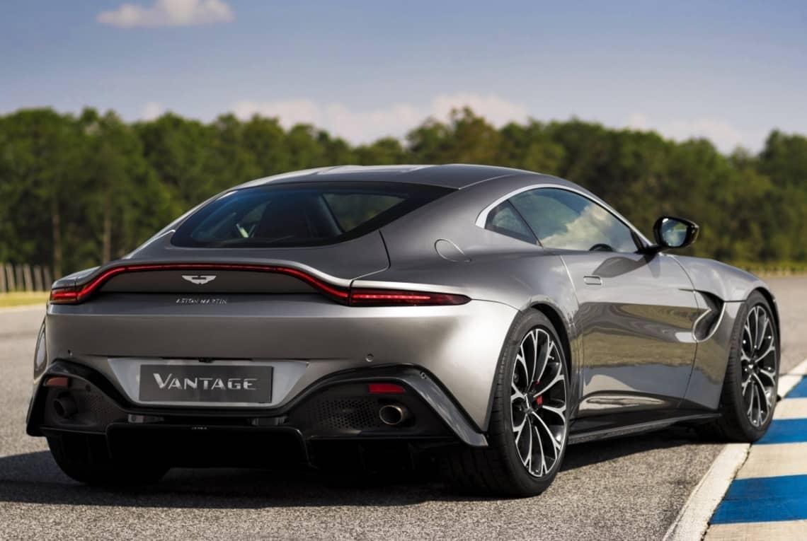 Precios Aston Martin Vantage 2021 Descubre Las Ofertas Del Aston Martin Vantage Qué Coche Me Compro