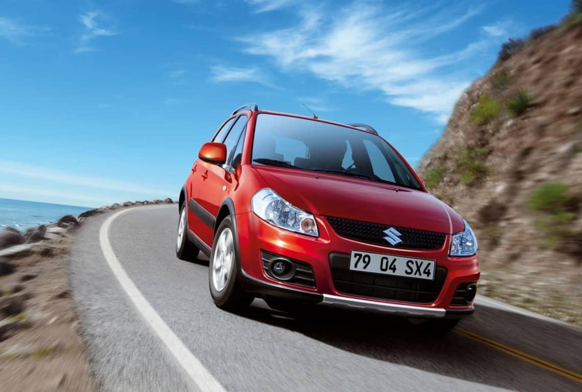 2020 Suzuki Sx4 Review and Release date