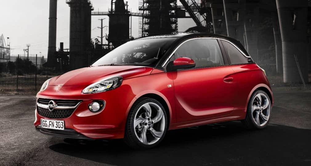 Precios Opel Adam 2020 - Descubre las ofertas del Opel ...