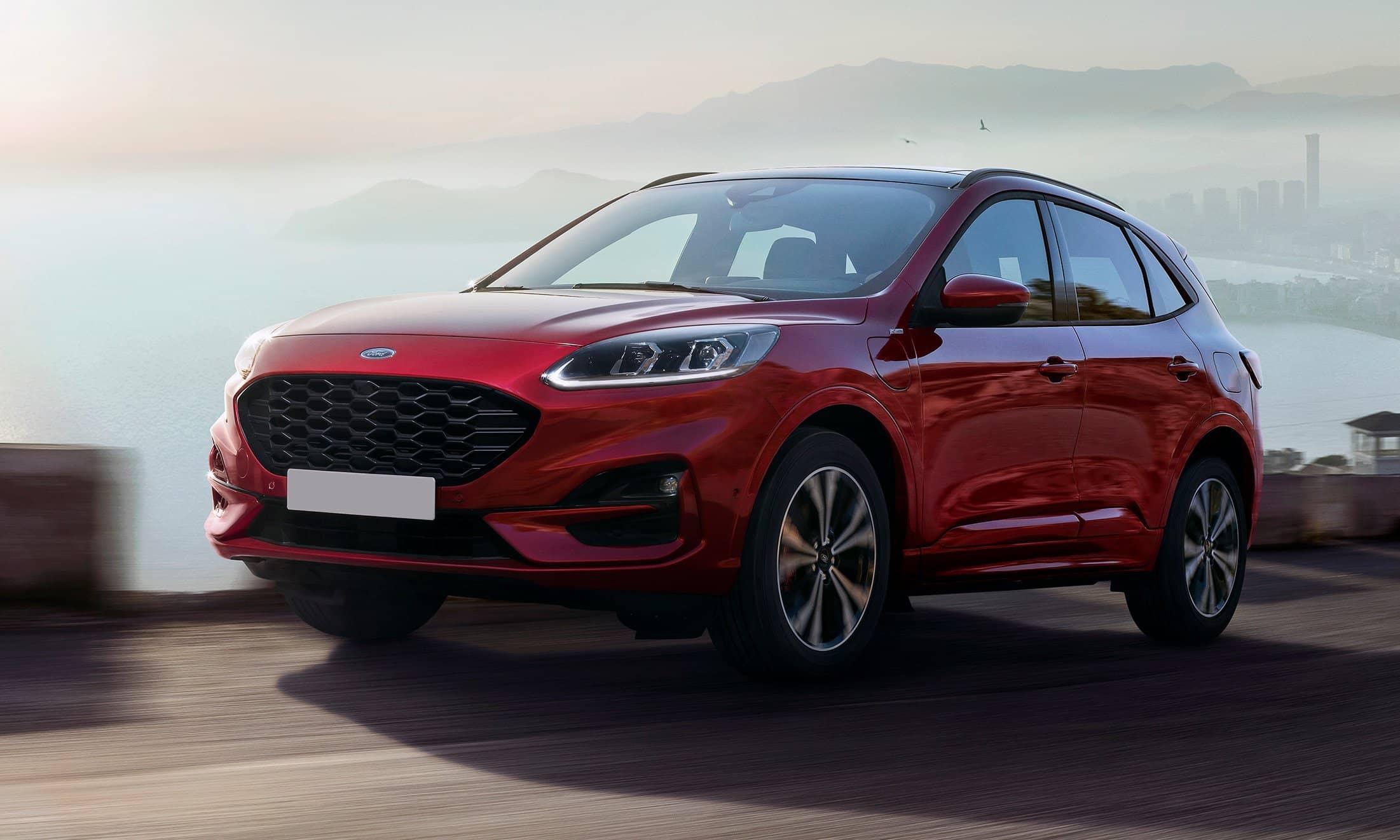 Precios Ford Kuga MHEV 2021 - Descubre las ofertas del ...