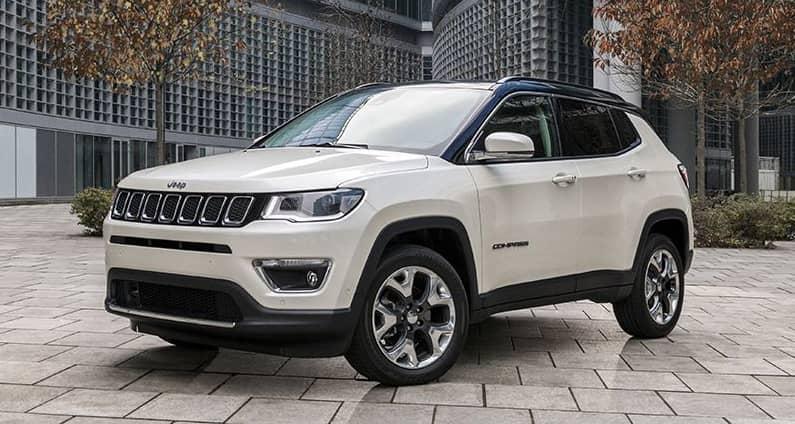 precios del jeep compass