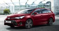 Toyota Avensis Touring Sports 0