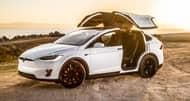 Tesla Model X 0