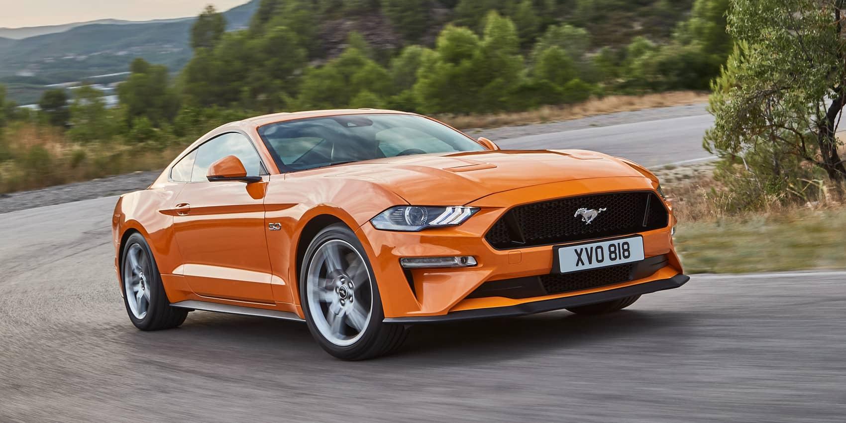 Precios ford mustang 2019 qué coche me compro