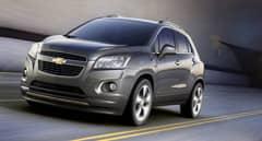 Imagen del Chevrolet Trax
