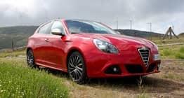 Alfa Romeo Giulietta TBi 240 CV Veloce