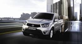 SsangYong Actyon Sports Pick-Up