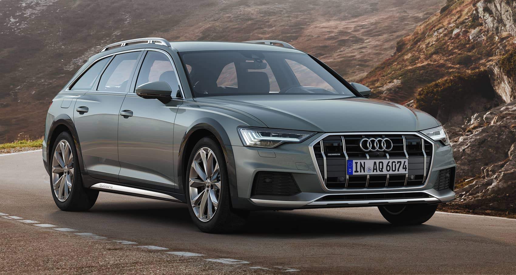 2020 The Audi A6 Pictures
