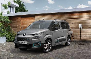 Citroën ë-Berlingo eléctrico