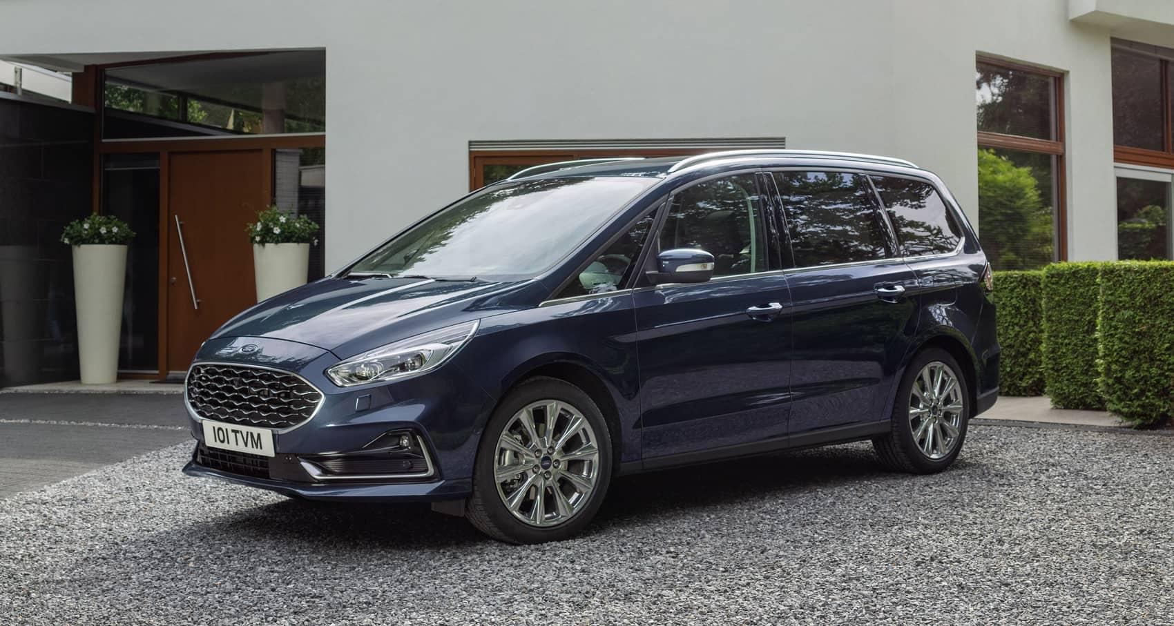 Precios Ford Galaxy 2021 - Descubre las ofertas del Ford ...