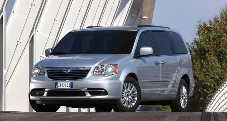 Precios Lancia Voyager 2020 - Descubre las ofertas del Lancia ...