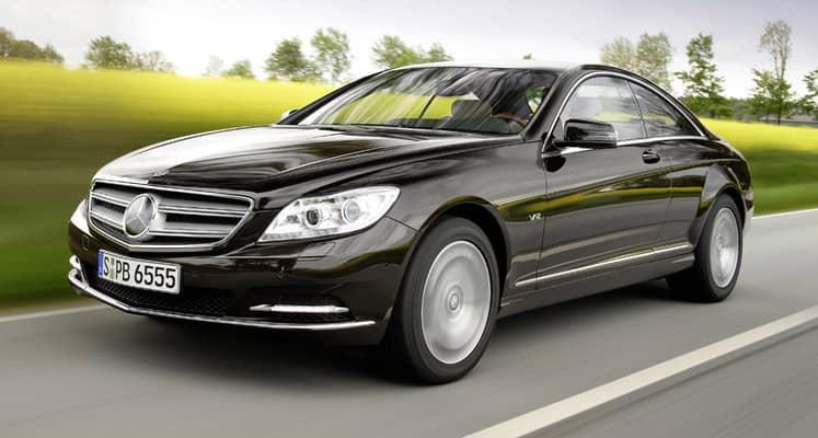 Mercedes Clase CL