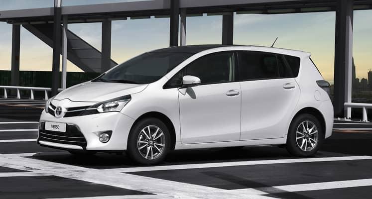 Toda la gama Toyota Verso cuenta con una oferta de lanzamiento y está disponible con 5 y 7 plazas desde 15.950 €