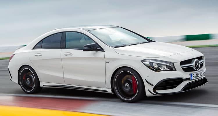 Precios Mercedes Amg Cla 45 2019 Que Coche Me Compro