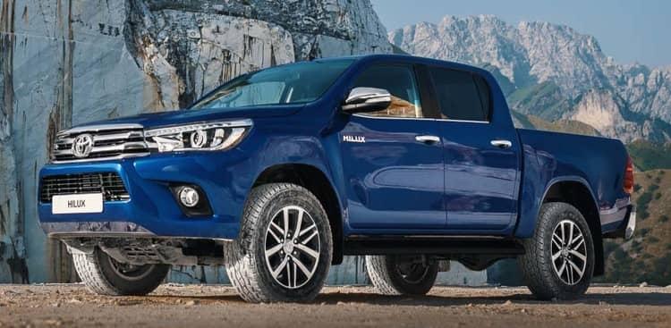 El Toyota Hilux es la referencia de entre las opciones pick-up por capacidad y solvencia fuera de asfalto