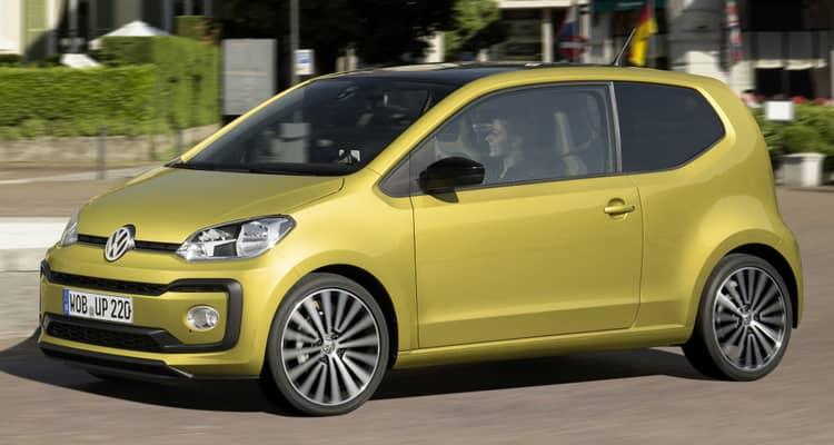 El renovado Volkswagen Up! arranca en los 9.800 € y está disponible en carrocería de tres y cinco puertas