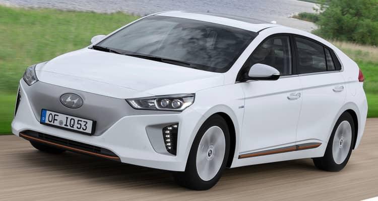 Precios Hyundai Ioniq Electrico 2019 Que Coche Me Compro