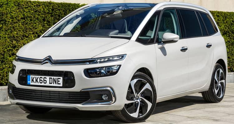 El Citroën Grand C4 Picasso es un monovolumen mediano con 5 plazas más dos para niños, por 1.500 € más que el 5 plazas. Si dudas usar las dos plazas extra, mejor quédate con el Picasso corto.