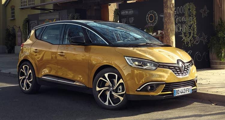 El Renault Scénic es un monovolumen de tamaño compacto con 5  plazas y un buenmaletero. La versión de 7 plazas se llama Grand Scénic