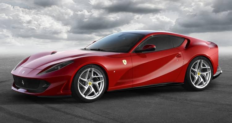 Precios Ferrari F812 Superfast 2021 Descubre Las Ofertas Del Ferrari F812 Superfast Qué Coche Me Compro