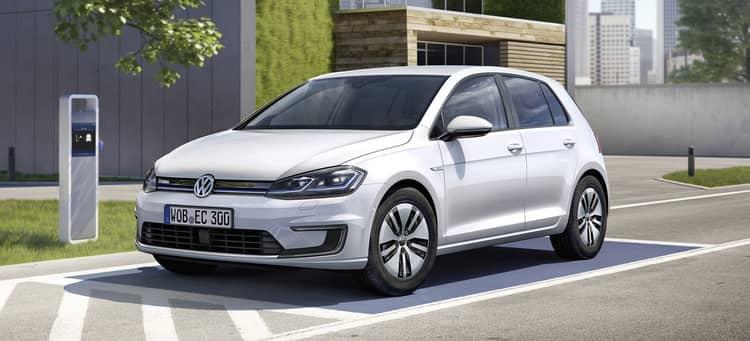servicio duradero pensamientos sobre textura clara Volkswagen e-Golf