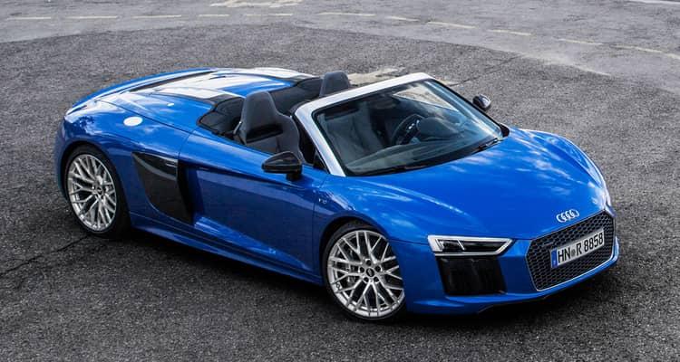 Precios Audi R8 V10 Spyder 2019 Qué Coche Me Compro