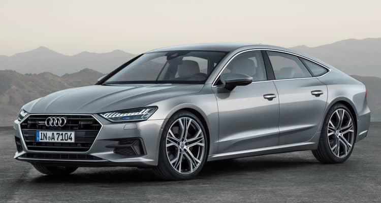 Precios Audi A7 Sportback 2019 Qué Coche Me Compro