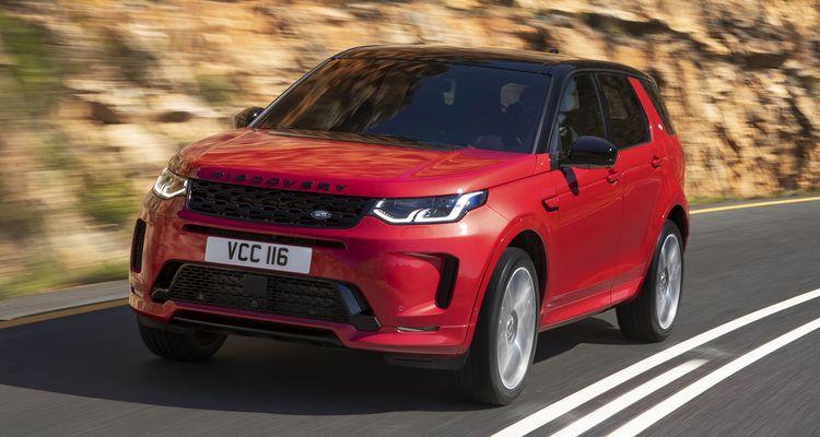 nuevo estilo estilo atractivo Venta caliente genuino Land Rover Discovery Sport